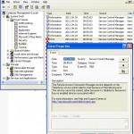 Windows Event viewer XP