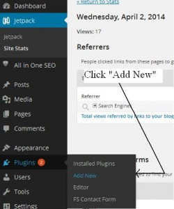 add new newsletter plugin