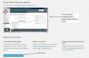 Mailpoet newsletter plugin features